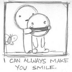 I can always...