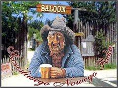 Saloon Szczęśliwego Nowego Roku