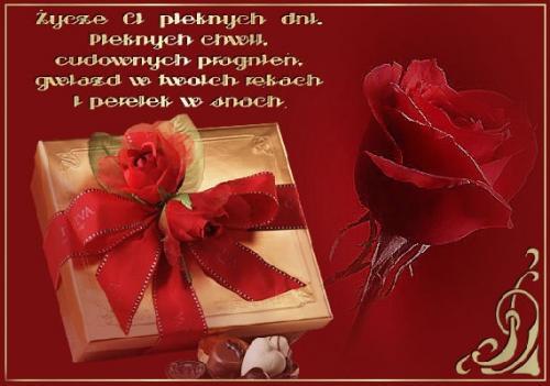 Życzę Ci pięknych dni...