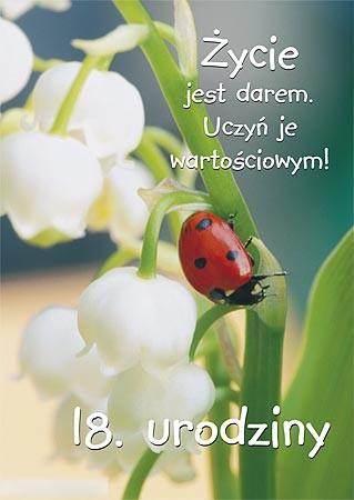 Życie jest darem...