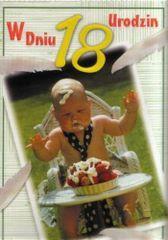 W dniu 18-stych urodzin