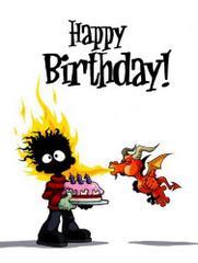 Happy Birthday ! - boom