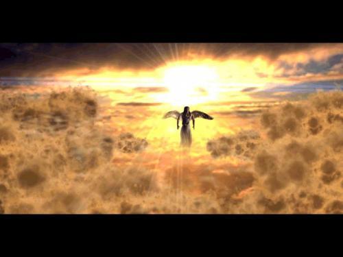 W drodze do nieba...