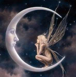 Księżycowa miłość
