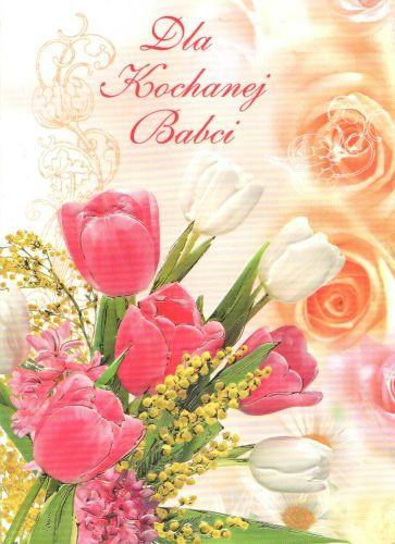Dla kochanej babci