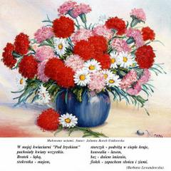 W mojej kwiaciarni...