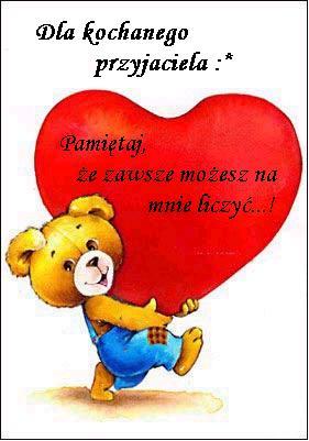 Dla kochanego przyjaciela :)