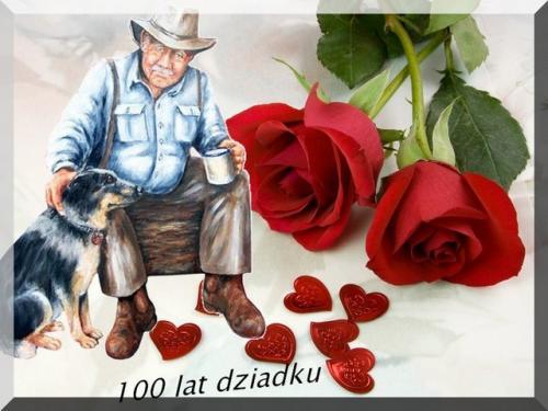100 lat dziadku