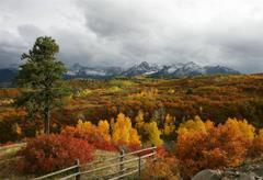 Góry jesienią