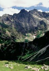 Mega góry