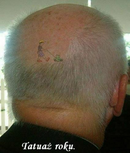 Tatuaż roku