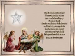 Na Święta Bożego Narodzenia...