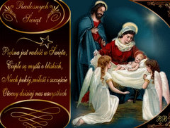 Piękna jest radość w święta...