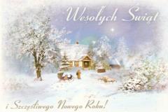 Wesołych Świąt i szczęśliwego...