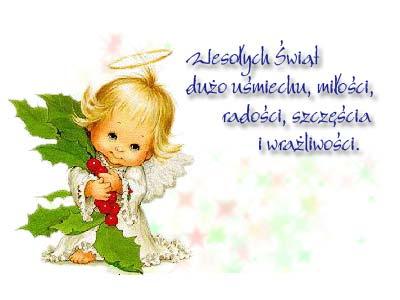 Wesołych Świąt dużo uśmiechu...