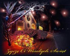 Życzę Ci Wesołych Świąt...