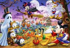 Myszka Miki - halloween