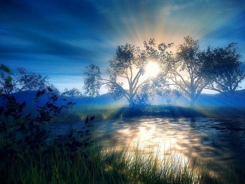 Inne piękne niebo