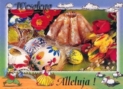Wesołego Alleluja !!!