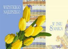 Wszystkiego najlepszego w dniu 8 marca