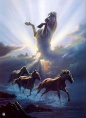 Koń w niebie