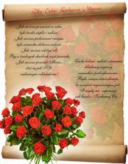 Dla Ciebie kochana mamo !