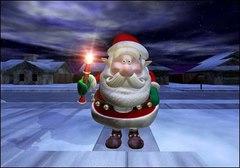 Mikołaj ze świecą