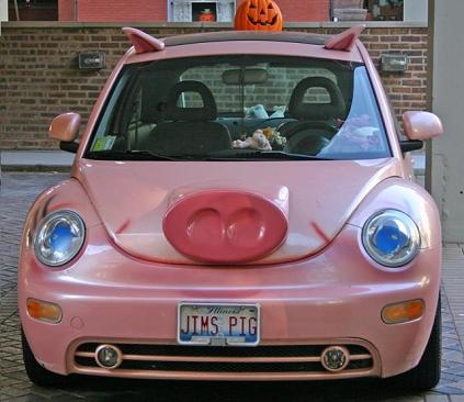 Volkswagen świnka