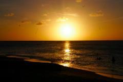 Piękne słońce