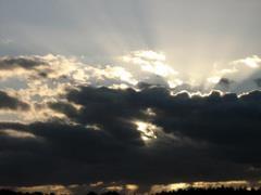 Przebłyski światła