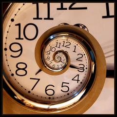 Zakręcony zegar
