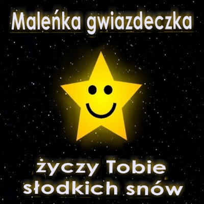 Maleńka gwiazdeczka...