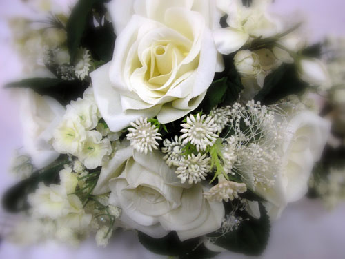 Bukiet róż