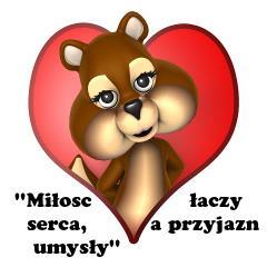 Miłość łączy serca...