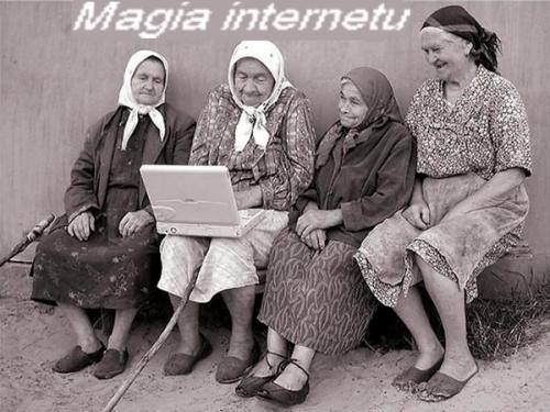 Magia internetu
