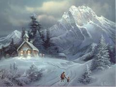 Magiczne góry zimą